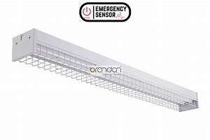 Led Wrap Light Fixture With Wire Cage Efficient And