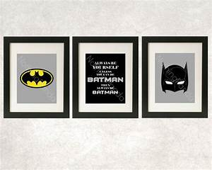 16 Best Ideas of Batman Wall Art