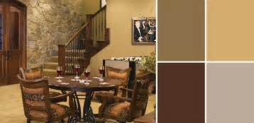 paint colors for a rustic living room a palette guide to basement paint colors home tree atlas