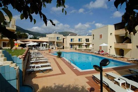 Appartments In Crete by Rainbow Apartments Stalis Crete Greece Book Rainbow