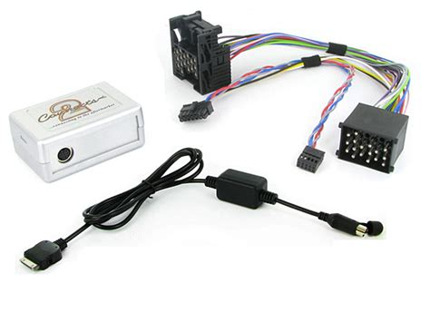 Bmw Ipod Adapter Interface For 3 5 7 Series Mini And Z4 Z8