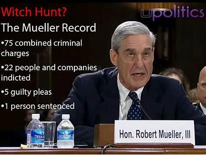 Mueller Indictments Probe Witch Hunt Russia Robert