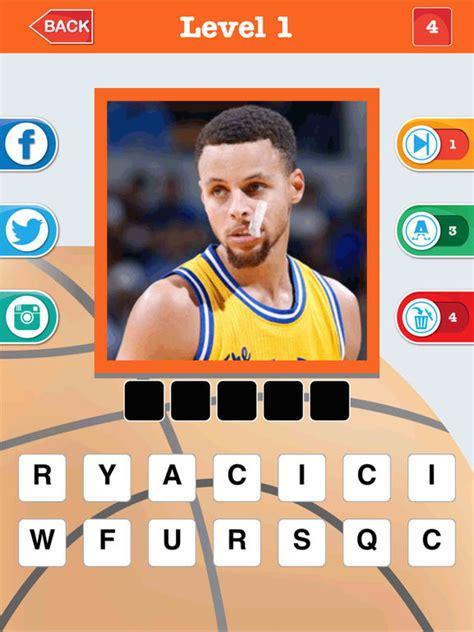 guess  basketball player nba  star sports trivia
