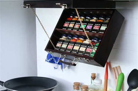 Cooks Spice Rack by This Fold Spice Rack Is For Cooks With A