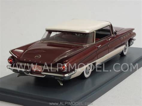 neo Buick Electra 225 4-Door Hardtop Sedan 1960 (Dark Red ...