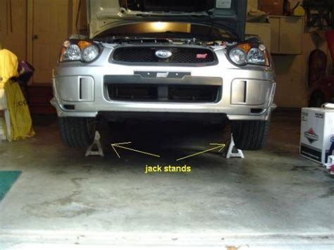 Get The Front Of Your Subaru
