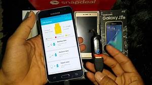 Samsung Galaxy J3 2016 - Usb Otg Testing Online