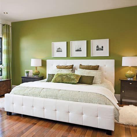 deco chambre blanc chambre en vert et blanc chambre inspirations