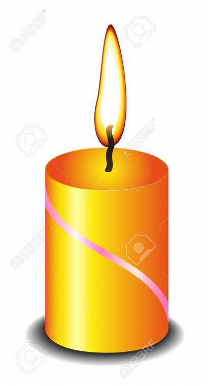 Candle Flame Clipart Clipartmag
