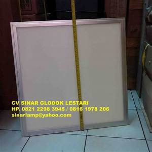 Lampu Led Panel Light Besar 60cm X 60cm