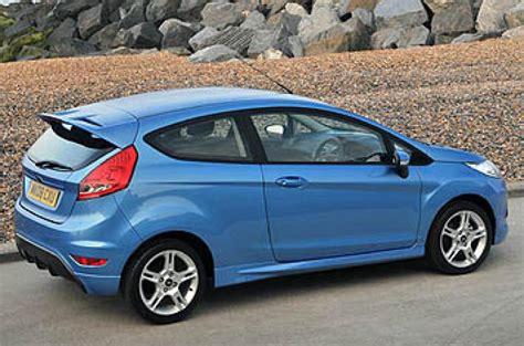 Ford Fiesta 1.6 Zetec S Review