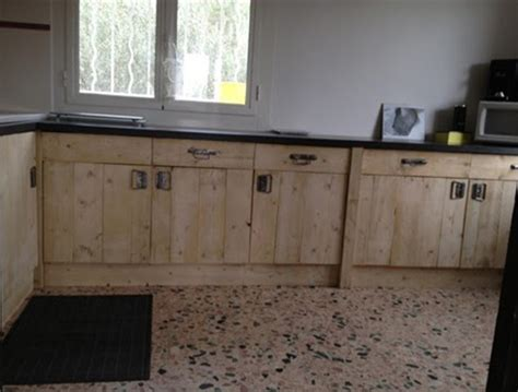 kitchen cabinets made out of pallets pallet wood kitchen cabinets building 9165