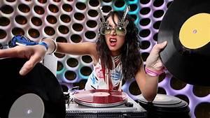 DJ Backgrounds ... Girl Dj Quotes