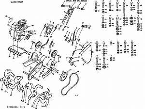 Wiring Diagram Database  Montgomery Ward Tiller Parts Diagram