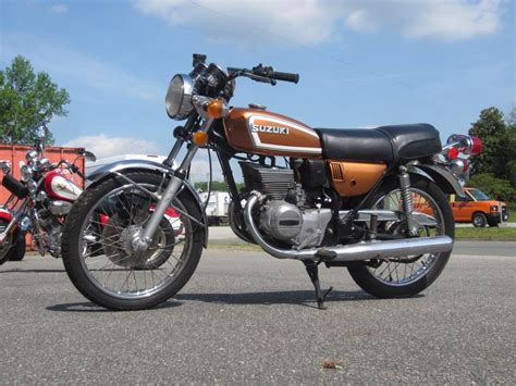 Suzuki Gt185 by 1974 G6 Motosports Motorcycle Repair Richmond Va