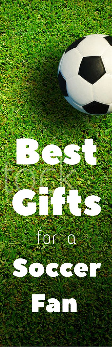 best gifts for soccer fans awesome gift ideas for a soccer fan