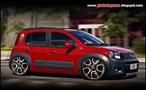 Novo Fiat Uno Tunado  5