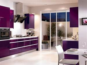 luxury modern kitchen paint color ideas 4 home ideas With what kind of paint to use on kitchen cabinets for black and purple wall art