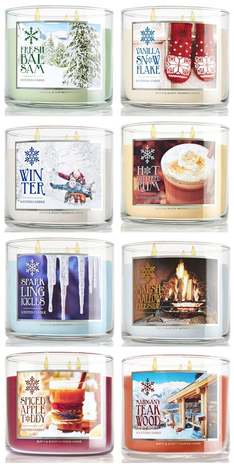bath body works holiday 2014 candles available now musings of a muse