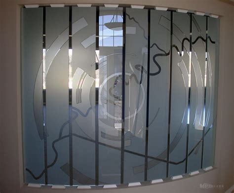 Kitchen Cabinet Remodeling Ideas - glass room dividers contemporary other by mpd glass vinyl graphics