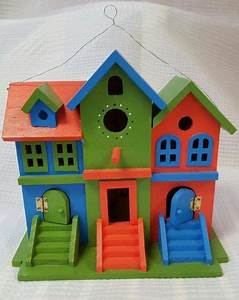 New, Wooden, Bird, Houses, Style, Ideas