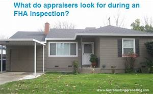 what do home appraisers look for home review With what to look for during a home inspection
