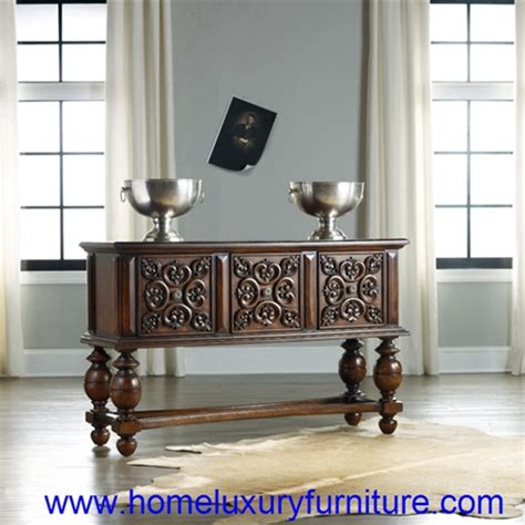side table console table corner table buffet table living