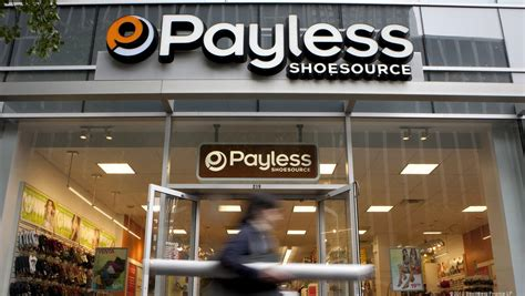 Payless Shoesource Files For Bankruptcy, Closing 400
