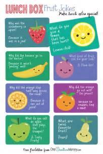 Fruit Lunch Box Jokes for Kids
