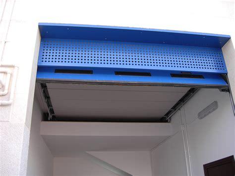 Sezionale Garage by Intech Srl Porte Da Garage Porte Sezionali Da Garage
