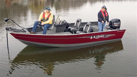 Lund Boats Owner by Lund Engineers A New Affordable Standard In Fishing Boats