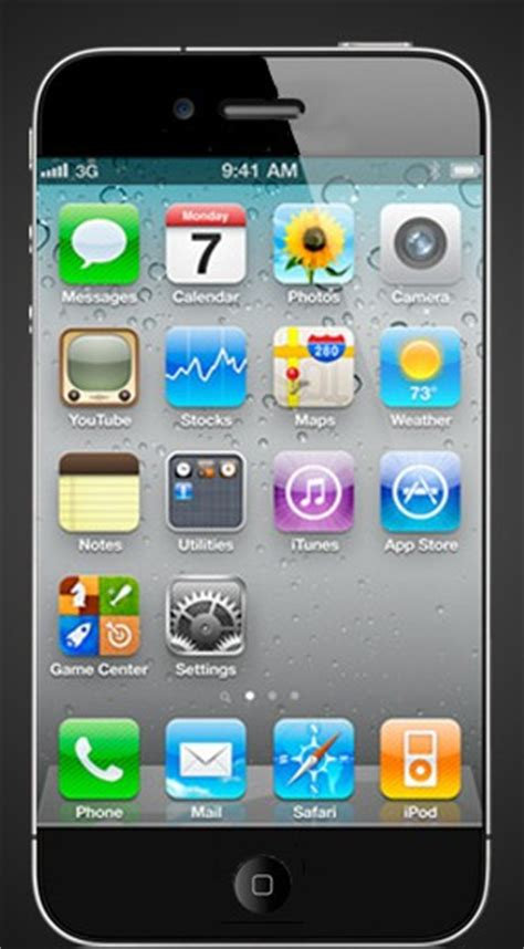 iphone screen ratio would you consider an iphone with 4 3 screen ratio