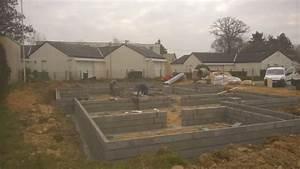 soubassement d39une maison neuve cocoon habitat With soubassement d une maison