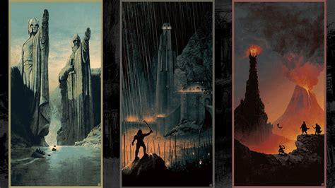 Matt Ferguson's Absolutely Beautiful Lord Of The Rings