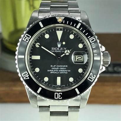 Rolex Submariner Dial Matte 1984 Watches Thread