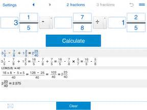 improper fraction calculator fraction calculator android apps on play
