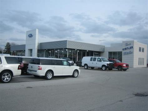 Kistler Ford Sales Inc : Toledo, OH 43615 Car Dealership