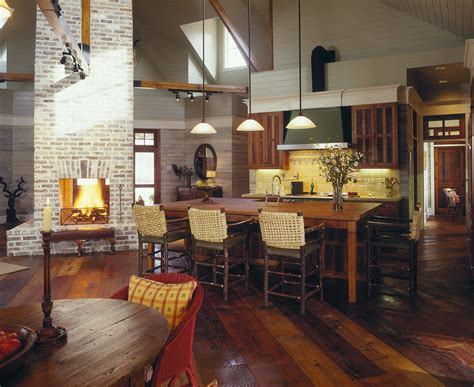 Country Kitchen Table Decorating Ideas by Kitchen Island Table Ideas Thraam