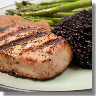 Royal Chop Pork Foods Meats Square