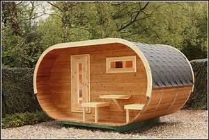 gartenhaus mit sauna selber bauen gartenhaus house und With französischer balkon mit sauna selber bauen garten