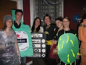 Déguisement Halloween Fait Maison : halloween party world scrap tour ~ Melissatoandfro.com Idées de Décoration