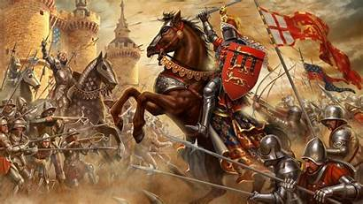 Medieval Knights Games England France 1080p Horses