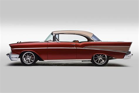 This 1957 Chevy Bel Air Was Junk Once, But Look At It Now