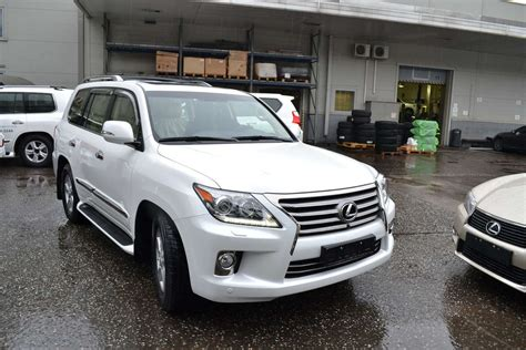 Lexus Lx 570 2012 Review, Amazing Pictures And Images