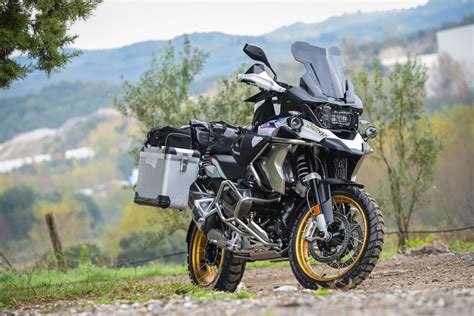 bmw r1250gs adventure 2020 touratech releases product range for bmw r 1250 gs