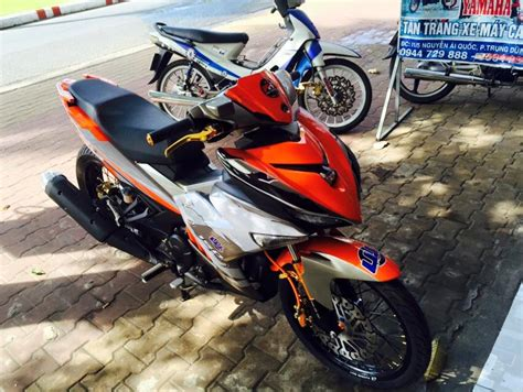 Modifikasi Mx King Warna Hitam by Modifikasi Jupiter Mx King Velg Jari Jari Tapak Lebar Ini