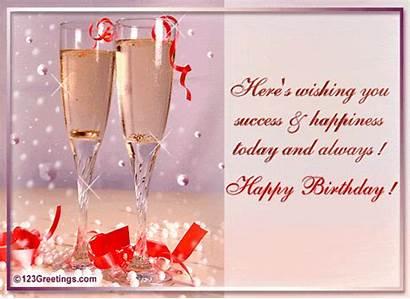 Cards Birthday Happy Cake Card Fanpop Gifs