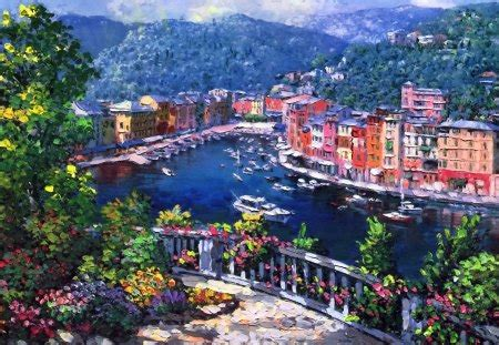Portofino Backgrounds by Portofino Italy Other Abstract Background Wallpapers