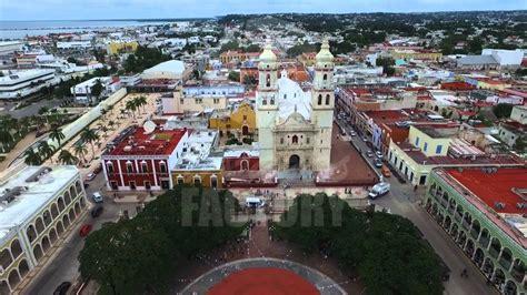Mérida Yucatán, Campeche, Tabasco | Dronestagram