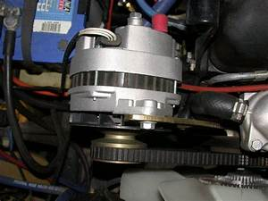 Gm Alternator On A  U0026 39 78 Fj40